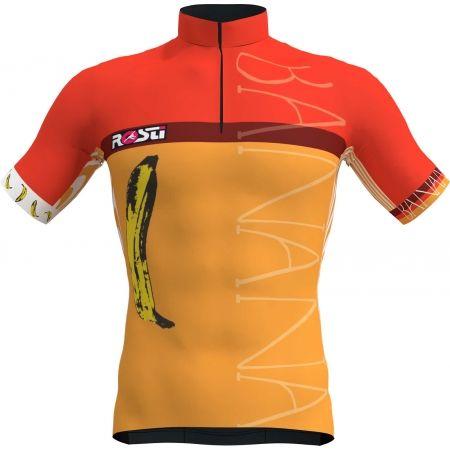 Rosti BANANA - Pánský cyklistický dres