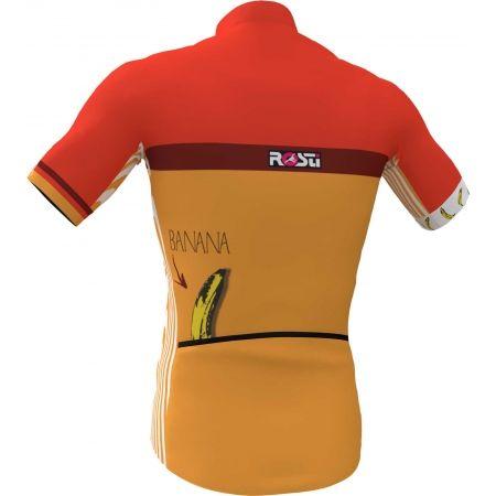 Pánský cyklistický dres - Rosti BANANA - 3