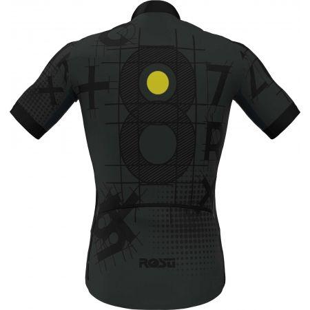 Pánský cyklistický dres - Rosti GRIGIO - 3