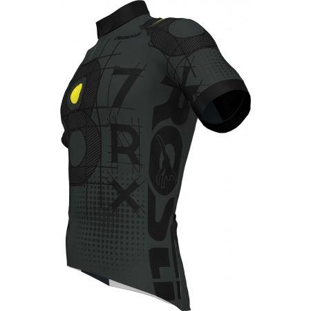 Pánský cyklistický dres - Rosti GRIGIO - 2