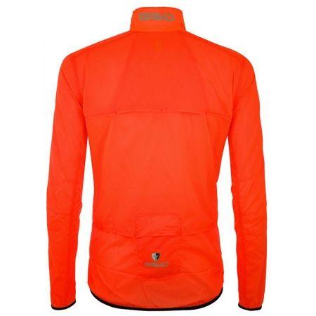 Lehká cyklistická bunda - Briko FRESH PACKABLE - 2