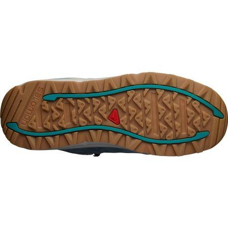 Dětská zimní obuv - Salomon UTILITY TS CSWP J - 2