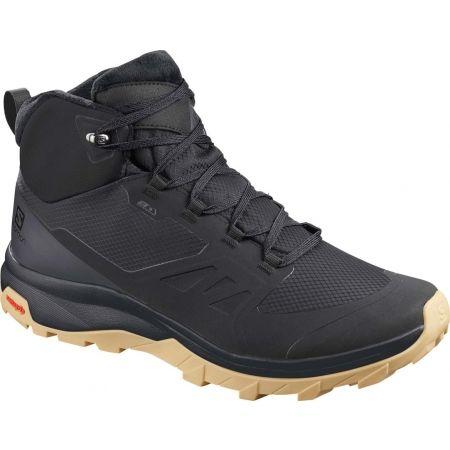 Salomon OUTSNAP CSWP - Pánská zimní obuv