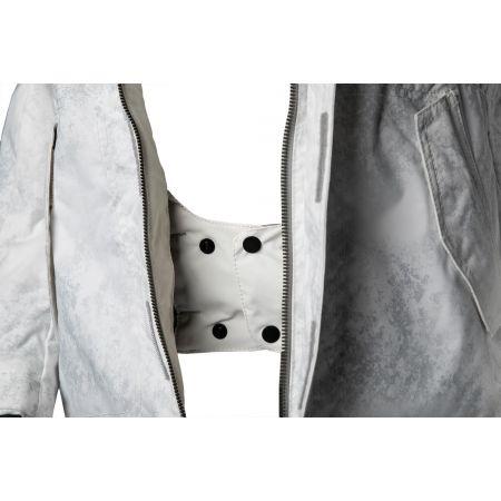 Dámská lyžařská/snowboardová bunda - O'Neill PW HYBRID CLUSTER JK - 5