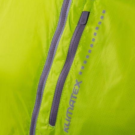Sbalitelná cyklistická větrovka - Klimatex JORAH - 6
