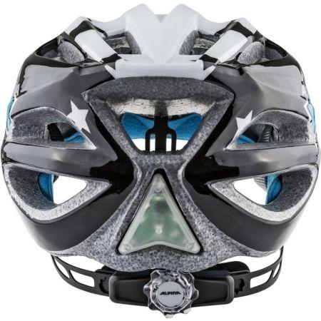 Cyklistická helma - Alpina Sports FB JUNIOR 2.0 FLASH - 4