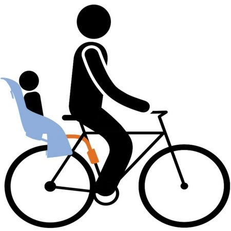 Dětská cyklosedačka - THULE RIDE ALONG - 3