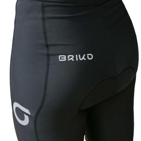 Dámské cyklistické 3/4 kalhoty - Briko 3/4 CLASSIC - 3