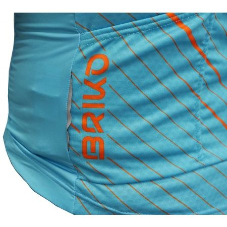 Pánský cyklistický dres - Briko FRESH GRAPHIC - 5