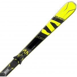 Salomon X-MAX X10 + M XT 12 - Pánské sjezdové lyže
