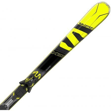 Pánské sjezdové lyže - Salomon X-MAX X10 + M XT 12 - 3