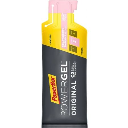 Powerbar GEL JAHODA/BANÁN - Energetický gel