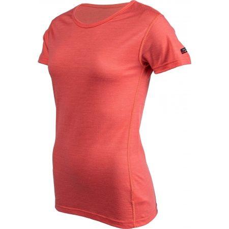 Dámské vlněné triko - Devold BREEZE T-SHIRT W - 2