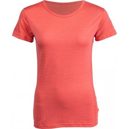 Devold BREEZE T-SHIRT W - Dámské vlněné triko