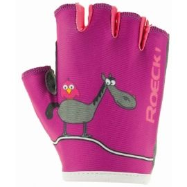 Roeckl TORO - Dětské cyklistické rukavice