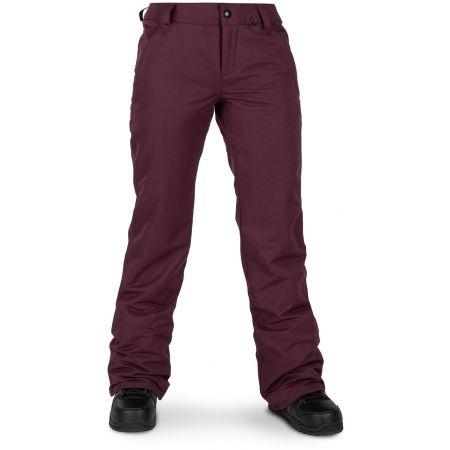 Dámské zimní kalhoty - Volcom FROCHICKIE INS PANT - 1