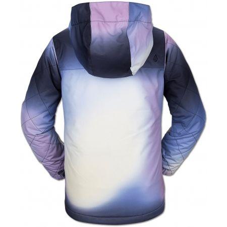 Dívčí lyžařská/snowboardová bunda - Volcom SASS'N'FRAS INS JKT - 2