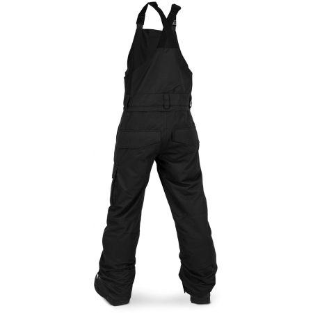 Dětské lyžařské kalhoty - Volcom BARKLEY BIB OVERALL - 2