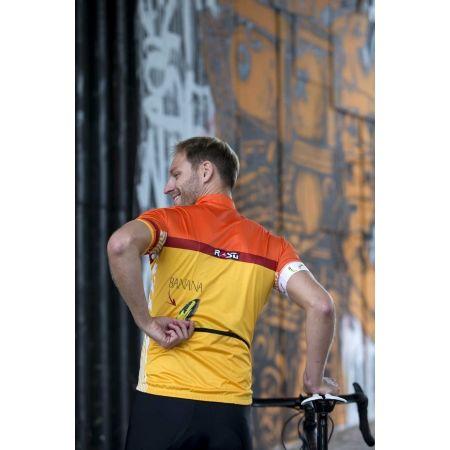Pánský cyklistický dres - Rosti BANANA - 5