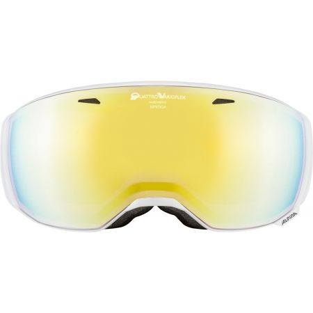 Alpina Sports ESTETICA QVM - Unisex lyžařské brýle