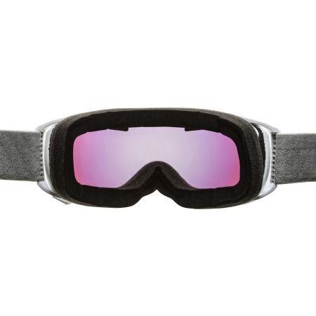 Unisex lyžařské brýle - Alpina Sports ESTETICA QVM - 2