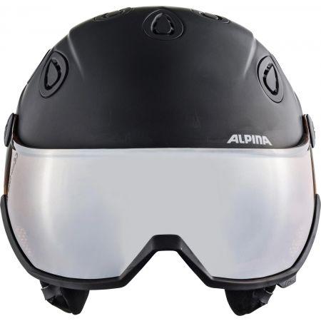 Unisex lyžařská helma - Alpina Sports GRAP VISOR 2.0 HM - 2