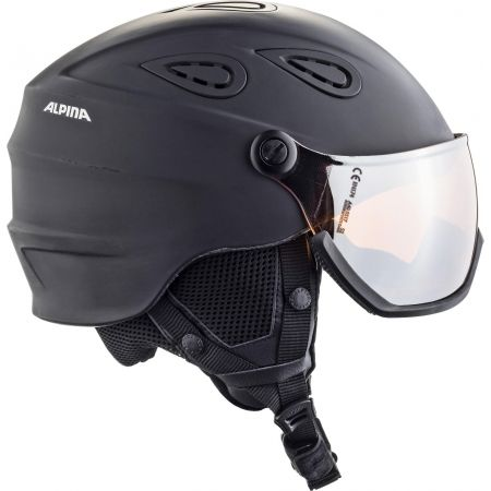Unisex lyžařská helma - Alpina Sports GRAP VISOR 2.0 HM - 1