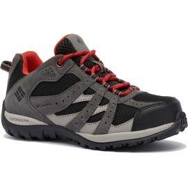 Columbia YOUTH REDMOND WATERPROOF - Dětské outdoorové boty