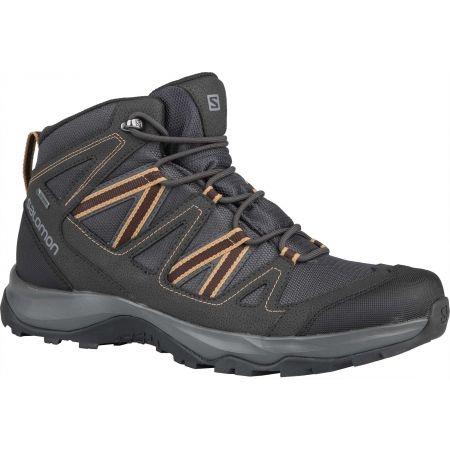 Pánská hikingová obuv - Salomon LEGHTON MID GTX - 1