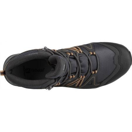 Pánská hikingová obuv - Salomon LEGHTON MID GTX - 4