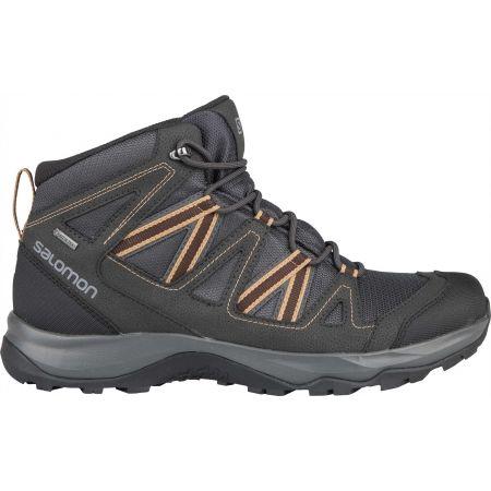 Pánská hikingová obuv - Salomon LEGHTON MID GTX - 2