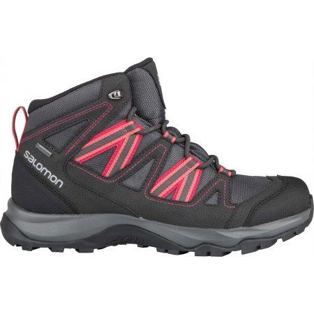 Dámská hikingová obuv - Salomon LEIGHTON MID GTX W - 2
