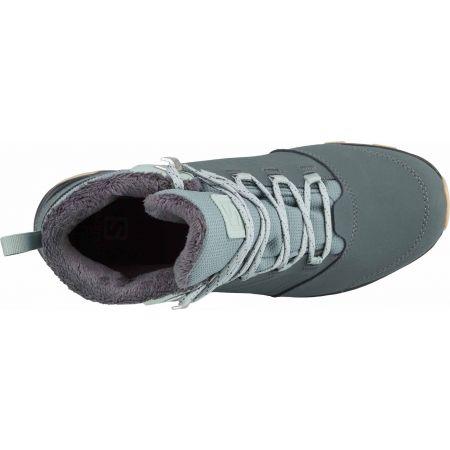 Dámská zimní obuv - Salomon YALTA TS CSWP W - 4
