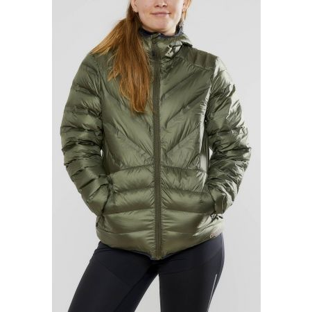 Dámská zimní bunda - Craft LIGHTWEIGHT DOWN - 2