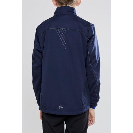 Dětská zateplená bunda - Craft WARM JNR - 3