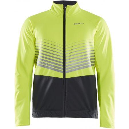 Pánská zateplená cyklistická bunda - Craft IDEAL - 1