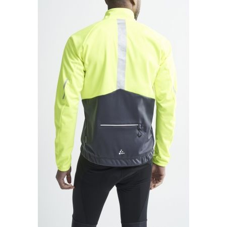 Pánská zateplená cyklistická bunda - Craft IDEAL - 3