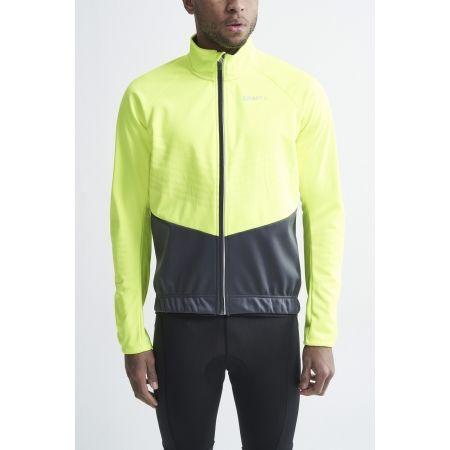 Pánská zateplená cyklistická bunda - Craft IDEAL - 2
