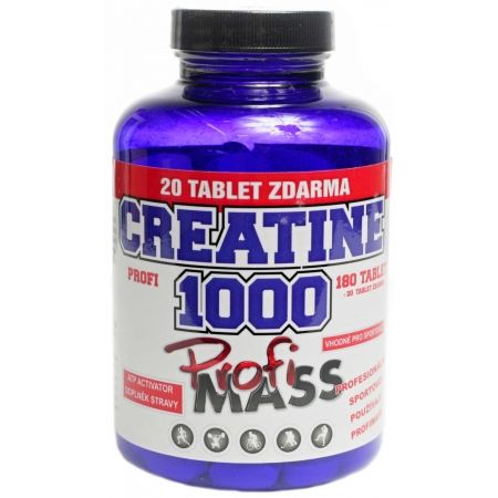 Profimass PROFI CREATINE 1000 180+20 TABLET
