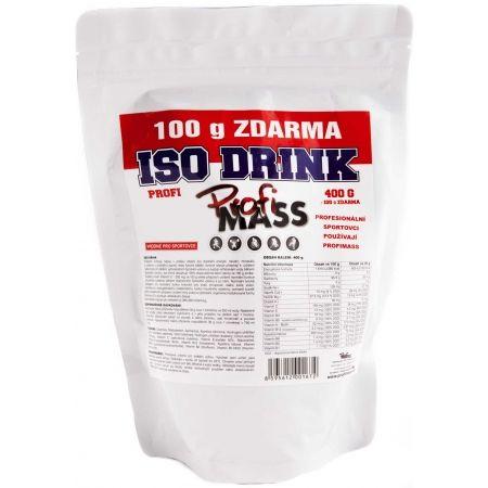 Profimass PROFI ISO DRINK 400+100G CITRON - Nápoj v prášku