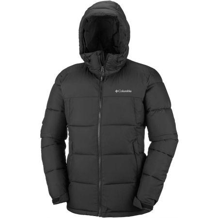 Pánská zimní bunda - Columbia PIKE LAKE HOODED JACKET - 3