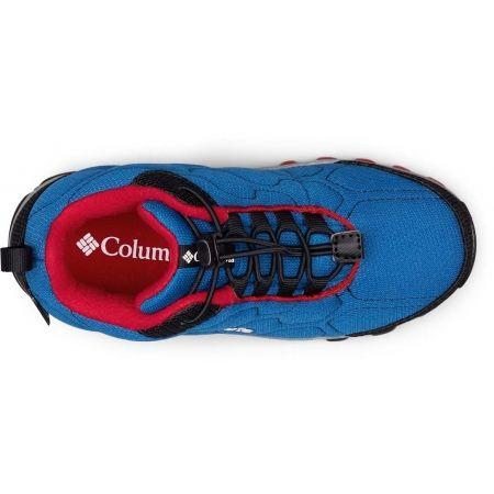 Dětské trekingové boty - Columbia YOUTH FIRECAMP MID 2 WP - 4