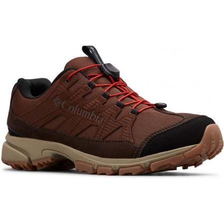 Columbia FIVE FORKS WP - Pánská outdoorová obuv
