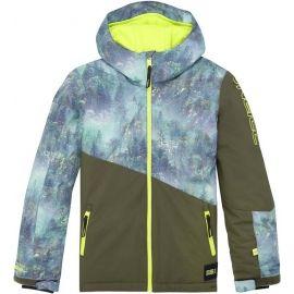 O'Neill PB HALITE JACKET - Chlapecká snowboardová/lyžařská bunda