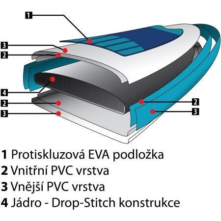 Paddleboard - Alapai AI 740 10' x 30'' x 6'' - 4