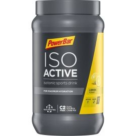 Powerbar ISOACTIVE SPORTS DRINK LEMON
