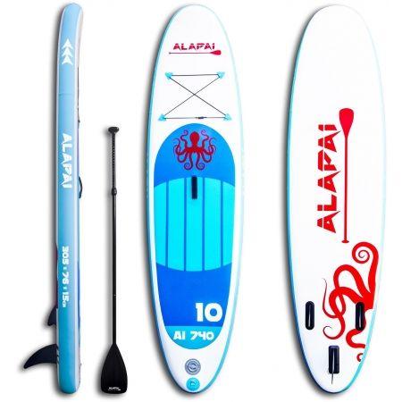 Paddleboard - Alapai AI 740 10' x 30'' x 6'' - 1