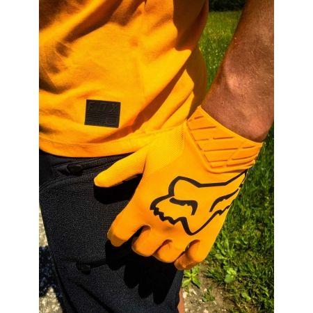 Cyklistické rukavice - Fox FLEXAIR GLOVE - 3