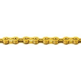 KMC ŘETĚZ X-9-SL GOLD - Řetěz na kolo - KMC