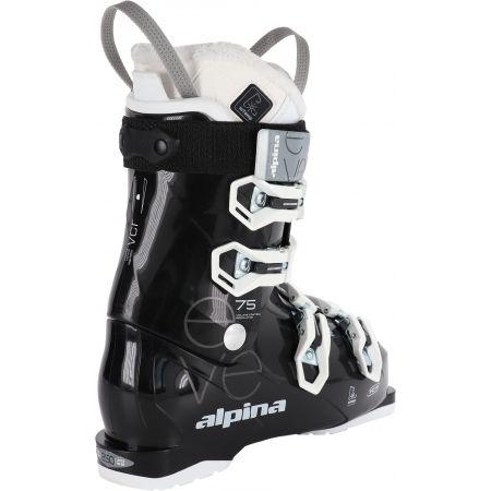 Dámská sjezdová obuv - Alpina EVE 75 HEAT - 4